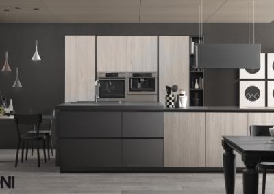 Cucine mobili gallery of cucine in legno vecchio with for Fiusco arredamenti