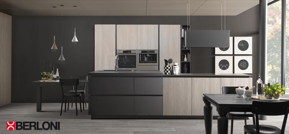 Cucine mobili de pianto - Cucine berloni 2017 ...